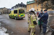 В школе в шведском Карлстаде произошел взрыв