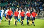 Eesti vs Sloveenia mängu kohtunikud
