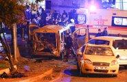 FOTOD JA VIDEO: Istanbulis sai pommiplahvatustes surma 38 ja vigastada 155 inimest