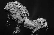 Kosmiline kokkupõrge: Rosetta potsatab täna komeedile vastu pead