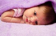 Just sellepärast ei magagi sinu beebi terve öö järjest