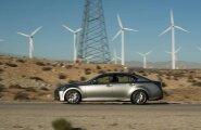 AutoNeti proovisõit: Lexus GS 200t - läheb ka maasturihullule südamesse