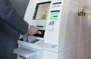 LHV pressikonverents ja uue ATM-i avamine