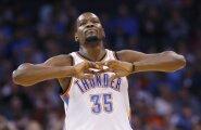Oklahoma City Thunderi Kevin Durant