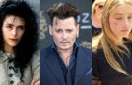 Kus peitub tõde? Johnny Deppi esimene abikaasa seab Amber Heardi süüdistused kahtluse alla