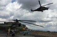 Stratfor: ISIS hävitas Süürias Venemaa baasi koos nelja lahingukopteriga