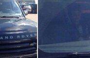 Отправившаяся за покупками в Ülemiste мать надолго оставила маленькую дочь в машине