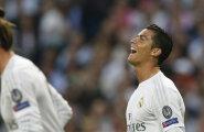 Ronaldo: me olime väljakul parem meeskond