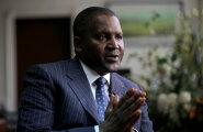 Aafrika miljardäri rikkus vähenes 5 miljardi dollari võrra