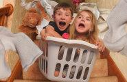 Seitse soovitust, kuidas tulla toime olukorras, kus lapsed lihtsalt üle viskavad