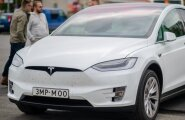 VIDEO: Tesla esimene linnamaastur Model X on Tallinnasse jõudnud