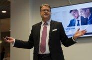 Michael Weinreich avas eile tippklassi IT-keskuse.