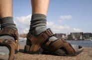 Naiste õudusunenägu: kõige inetum kooslus, mida mees oma jala otsa tõmmata võib