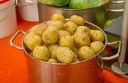 TÕESTATUD: WC-harja ja akutrelliga saab kartulid kooritud küll!
