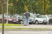 Suitsetamine Tartu Ülikooli Kliinikumi juures