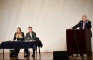 БЛОГ с места событий: чем была примечательна конференция Центристской партии в Нарве