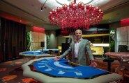 Armin Karu, hotell Hilton
