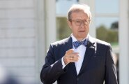 President Ilves võttis vastu olümpiadelegatsiooni
