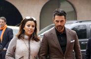 FOTOD: Kuulsustest kubisev salapulm! Eva Longoria abiellus oma kihlatuga avalikkuse pilkude eest varjatult