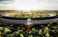 VIDEO: Apple'i ulmelise välimusega uus peakorter on juba peaaegu valmis