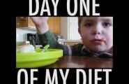 VIDEO: just nii piinarikkaks kujuneb esimene dieedipäev