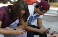 Messenger, WhatsApp, LINE ja teised: mis võiks olla kõige popim vahetu sõnumside äpp maailmas?