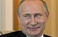 Putin kinkis Rio olümpiavõitjatele BMW luksusmaasturid, üks auto müüdi juba maha