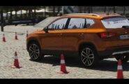 Pöörane test: kas julgeksid autoga pimesi, üksnes kaamerale lootes sõita?