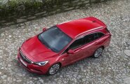 Proovisõit: Opel Astra Sports Tourer