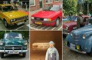 Milline oli värske presidendi esimene auto?