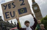 Петицию за повторный референдум в Британии подписали 2 млн человек