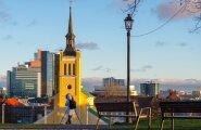 Какая погода в разных уголках Эстонии в День независимости — смотрите в режиме онлайн