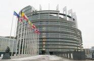 Euroopa parlament - Eesti lipou ei ole
