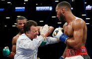 Badou Jack vs James DeGale