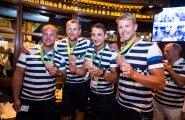 Neljapaadi medalipidu Rio de Janeiros