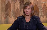 Kersti Kaljulaid ujub presidendiakvaariumis üksinda: nad on kõik mu seljataga olemas, mu perekond