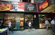 Подтверждено: в Эстонии появятся рестораны KFC и Pizza Hut
