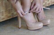 TEE ISE: Löö oma jalatsid looduslike vahendite abil läikima!