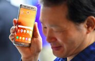 Samsung on paljud vigased Galaxy Note 7 telefonid välja vahetanud, aga uutel on uued hädad!