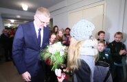 FOTOD JA VIDEO: Kelly Sildaru esimene koolipäev pärast X-Mängude võitu - sõna saavad õpetajad ja klassikaaslased