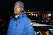 Kiirust ületanud Ogier kaotas Rootsis juhtimisõiguse