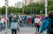Tuul on pöördunud: eestlased ei taha enam linnas maastikurattaga sõita