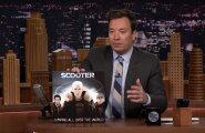 HITTVIDEO: Koomik Jimmy Fallon avastas esmakordselt Scooteri: uskumatu, selline bänd on tõesti olemas!