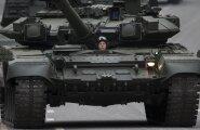 Venemaaga seonduvad julgeolekulased ja sõjalised arengud aastal 2015
