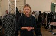 BACKSTAGE-VIDEO! Ivo Nikkolo disainer Britta Laumets: osta kvaliteetseid riideid, mis kestavad dekaade