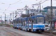 С сентября трамваи в Таллинне пойдут до Балтийского вокзала
