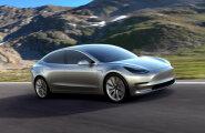 Tesla piiras Model 3 müüki: maksimaalselt kaks autot ühe kliendi kohta