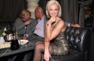 Masha Malinovskaya celebrates birthday