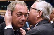 OTSEBLOGI: Eurooplased ja britid arutavad pärast Brexiti-referendumi šokki edasisi samme