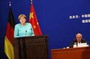 Euroopa liidrid käivad Hiinas ajamas oma, mitte Euroopa ühist asja.